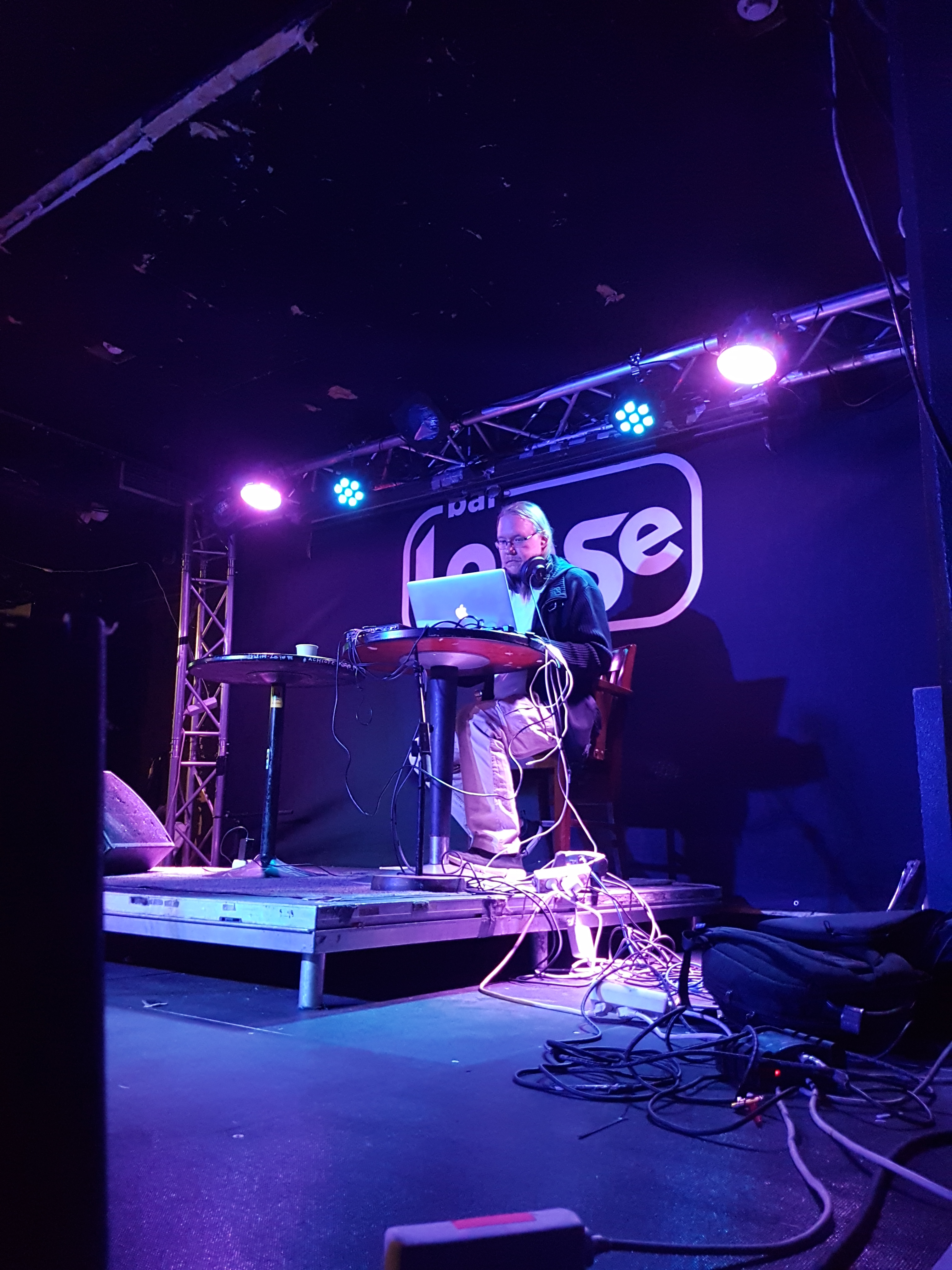 Esa Ruoho Live at Popcult Nights 2018, 1