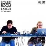 HLER at SOUND ROOM LXXXVIII flyer